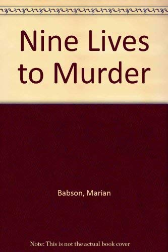 9780745123677: Nine Lives to Murder