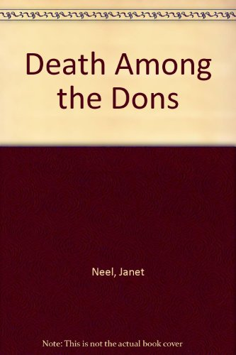 9780745123851: Death Among the Dons