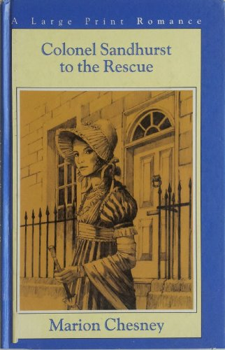 9780745125831: Colonel Sandhurst to the Rescue (Poor Relation S.)