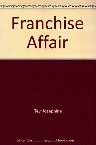 9780745126074: Franchise Affair