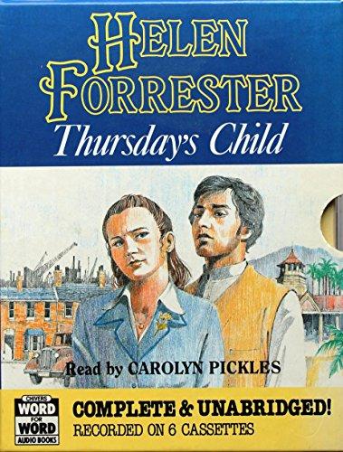 Thursday's Child (Word for word audio books): Forrester, Helen