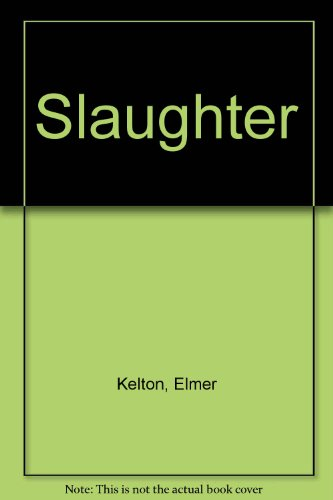 9780745129273: Slaughter