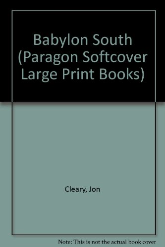 9780745132334: Babylon South (Paragon Softcover Large Print Books)