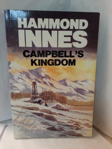9780745132433: Campbell's Kingdom (Large Print Edition)