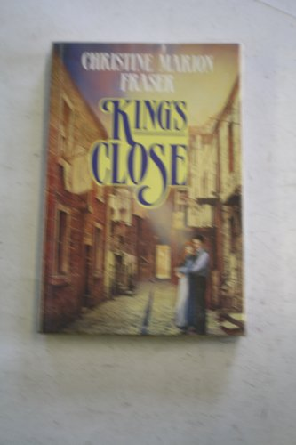 King's Close (Paragon Softcover Large Print Books): Fraser, Christine Marion