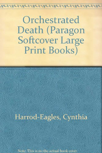 9780745134420: Orchestrated Death (Paragon Softcover Large Print Books)