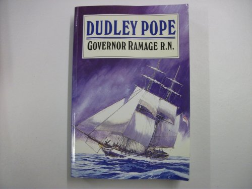 9780745135670: Governor Ramage, R.N. (Paragon Softcover Large Print Books)