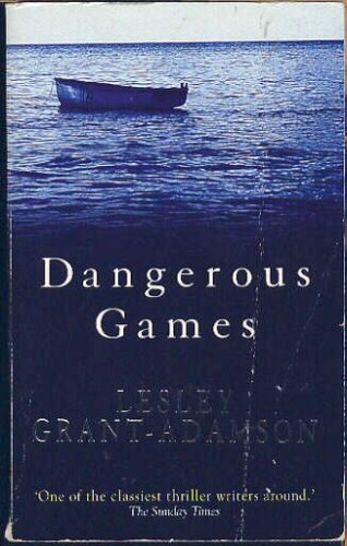 9780745137063: Dangerous Games (Paragon Softcover Large Print Books)