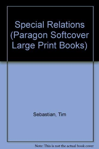 9780745137209: Special Relations (Paragon Softcover Large Print Books)