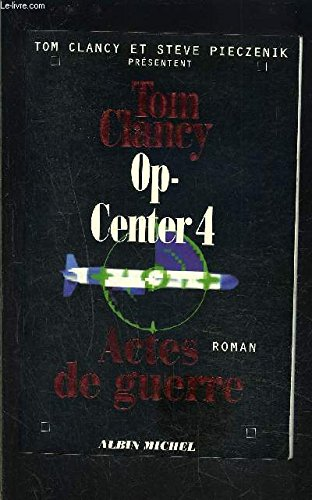 9780745137919: Tom Clancy's Op-Center: Mirror Image (Paragon Softcover Large Print Books)
