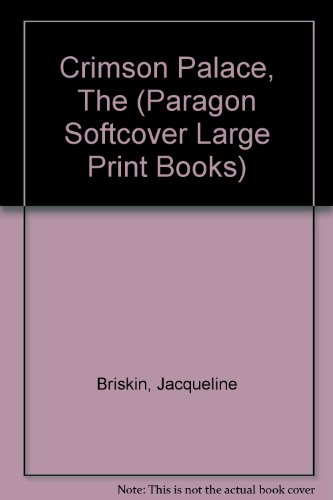 9780745138589: Crimson Palace, The (Paragon Softcover Large Print Books)