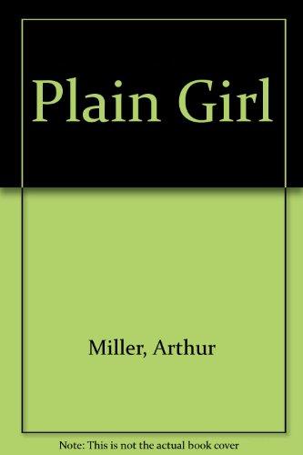 9780745139753: Plain Girl