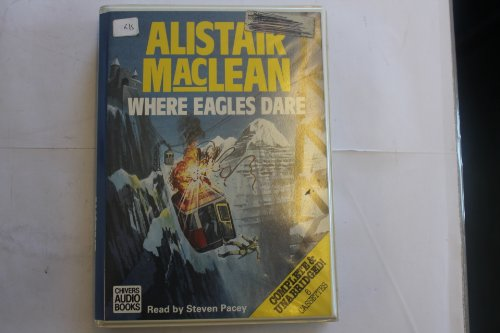 Where Eagles Dare (0745140777) by Alistair MacLean