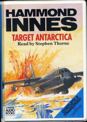 Target Antarctica (0745143172) by Hammond Innes