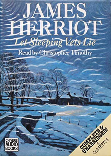 Let Sleeping Vets Lie (Vet Series , Vol 3) (0745143229) by Herriot, James