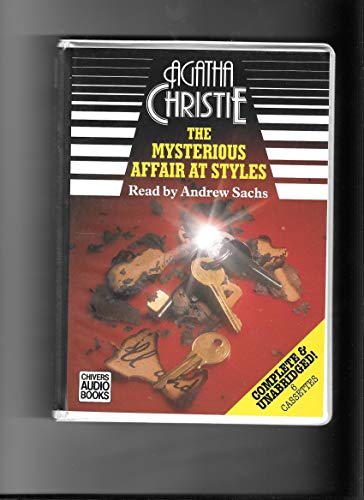 9780745143354: The Mysterious Affair at Styles: Complete & Unabridged