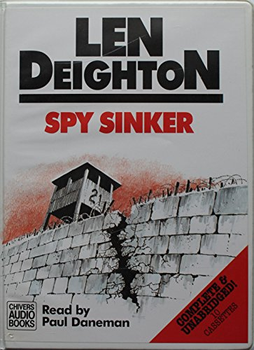 9780745143880: Spy Sinker (Hook, Line and Sinker Trilogy, Vol 3)