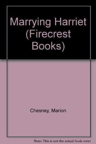 9780745144078: Marrying Harriet (Firecrest Books)