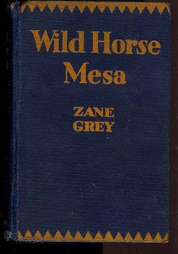 9780745145181: Wild Horse Mesa (Gunsmoke Westerns Series)