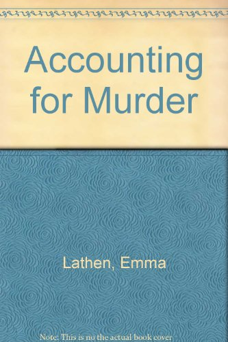 9780745148557: Accounting for Murder