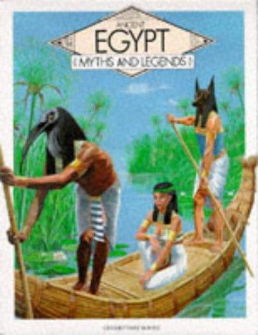 9780745152417: Ancient Egypt (Myths & legends)