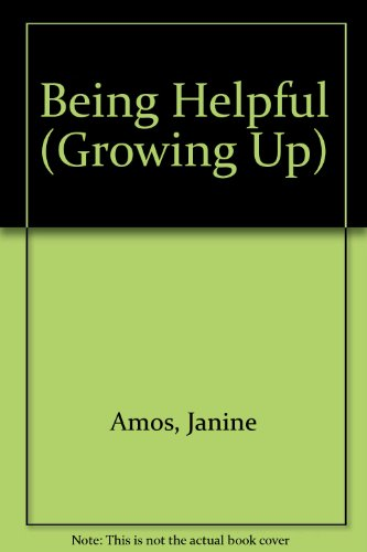 9780745153056: Being Helpful (Growing Up)