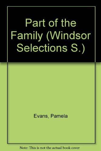 9780745153926: Part of the Family (Windsor Selections S.)