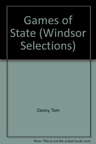 9780745154329: Games of State (Windsor Selections)