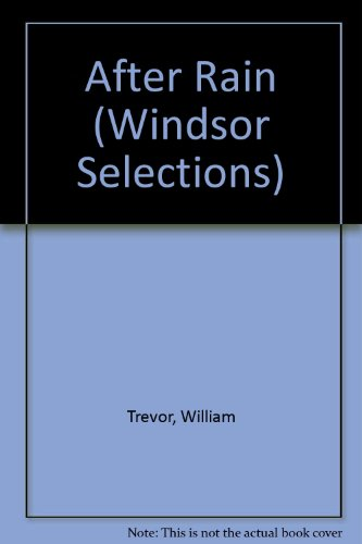 9780745154442: After Rain (Windsor Selections)