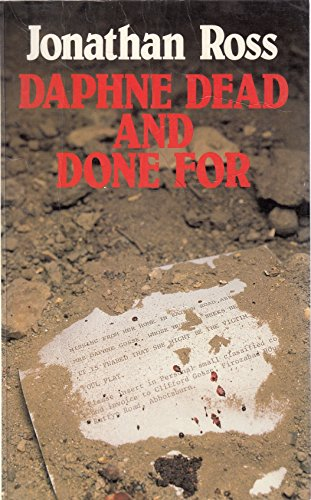 9780745155845: Daphne Dead and Done for (Lansdown Large Print Books)