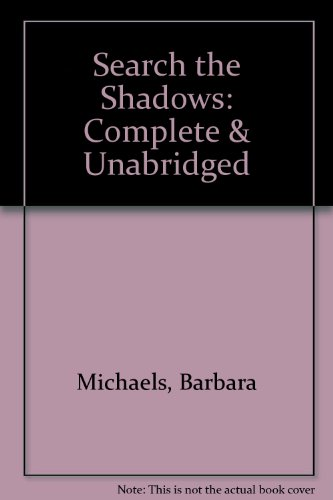 9780745161631: Search the Shadows: Complete & Unabridged