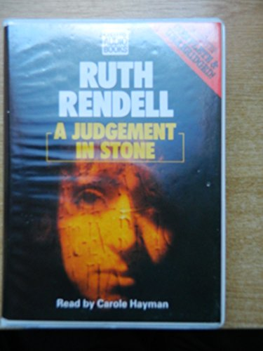 Judgement in Stone: Ruth Rendell