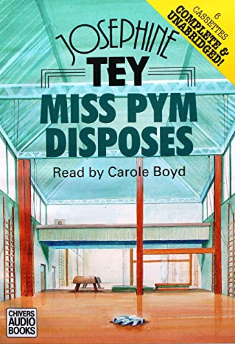 9780745163215: Miss Pym Disposes: Complete & Unabridged
