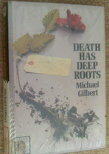 9780745164168: Death Has Deep Roots (Scarlet Dagger Large Print Books)