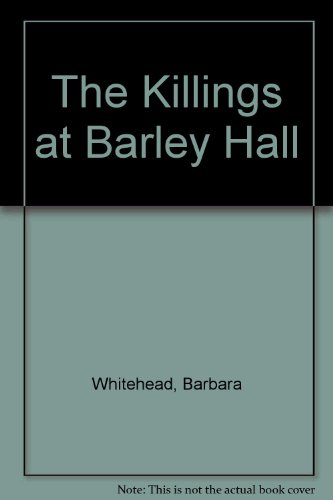 9780745169958: The Killings at Barley Hall