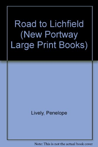 9780745170176: Road to Lichfield (New Portway Large Print Books)