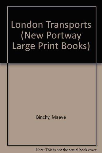 9780745171388: London Transports (New Portway Large Print Books)