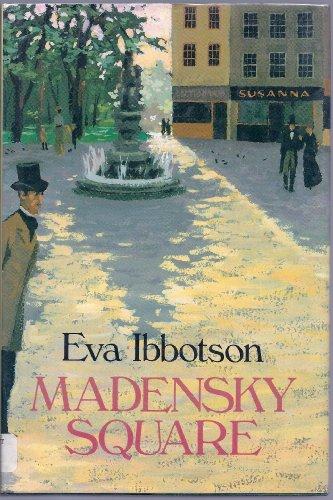 9780745171784: Madensky Square (New Portway Large Print Books)