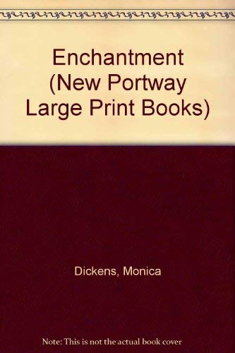 9780745172194: Enchantment (Portway Large Print Series)