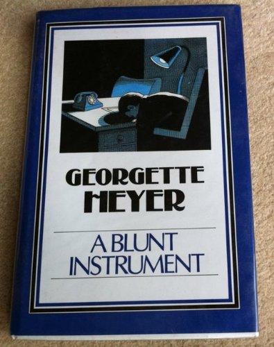 9780745172248: A Blunt Instrument (New Portway Large Print Books)