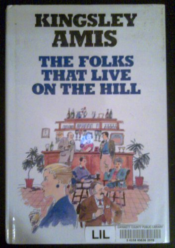 9780745172552: Folks That Live on the Hill (Curley Large Print Books)