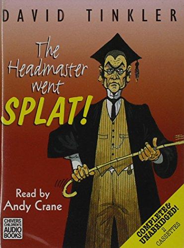 9780745173535: The Headmaster Went Splat: A Twerp Mystery