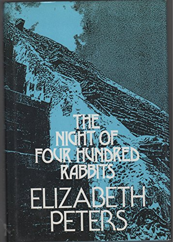 9780745174020: Night of Four Hundred Rabbits (Eagle Large Print)