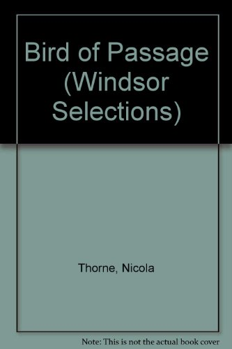 9780745174372: Bird of Passage (Windsor Selections)