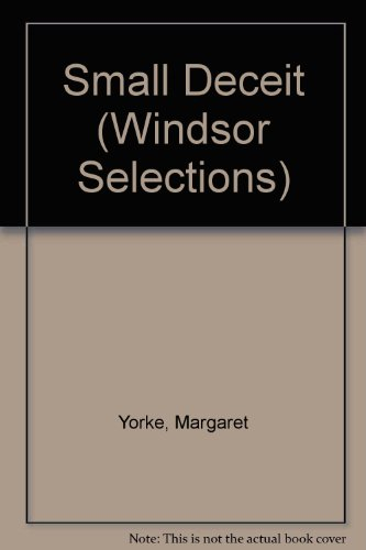 9780745174532: Small Deceit (Windsor Selections)