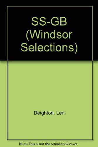 9780745174792: SS-GB (Windsor Selections)
