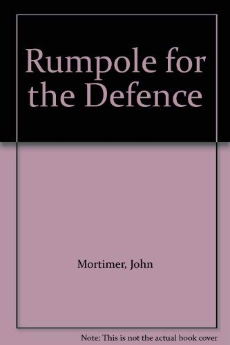 9780745175782: Rumpole for the Defence (Windsor Selections)