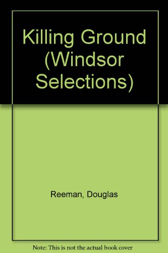 9780745175812: Killing Ground (Windsor Selections)