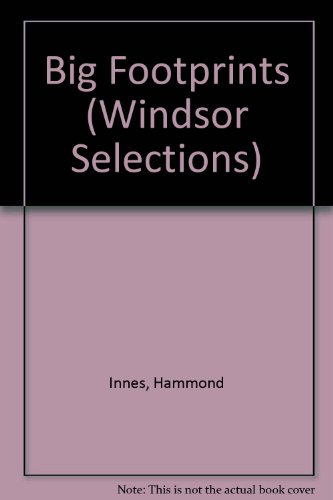 9780745176802: Big Footprints (Windsor Selections)