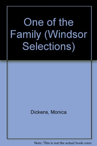 9780745177212: One of the Family (Windsor Selections)